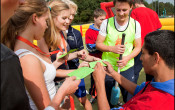 Actieve jeugd: jeugdraad maakt jongeren mede-verantwoordelijk voor club