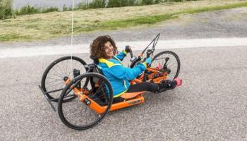 Hoe ik fit blijf in mijn rolstoel