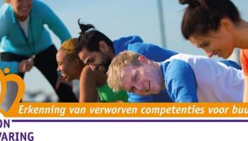 Erkenning van de buurtsportcoach (EVC-traject)