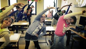 Bewegen & Leren (deel 1): Creativiteit gewenst