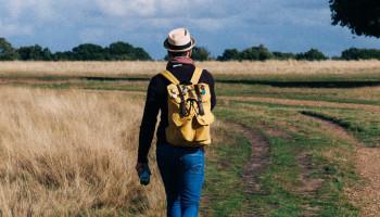 De meest voorkomende wandelblessures