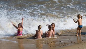 5 vragen over zonnebrandcrème bij kinderen