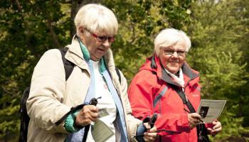 Hoeveel moet je als 65-plusser bewegen om gezond te blijven?