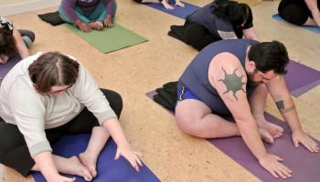 Positief over je lijf door Big Yoga