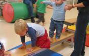 Spelenderwijs bewegen met de allerkleinsten; investeren in een gezonde toekomst
