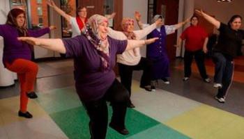 Samenwerking sport en zorg: Samen Sportief in Beweging