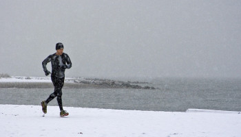 Buiten sporten in de winter: 6 tips