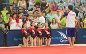 Groei jonge gymnasten niet onderdrukt door de vele trainingsuren
