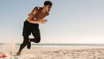 Effecten van trainen in zand