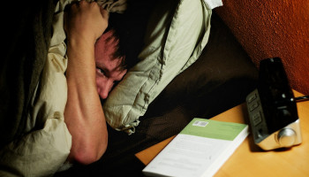 Atleten die functioneel overreached zijn slapen slechter