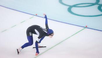 Compressiebroek nutteloos voor schaatsers