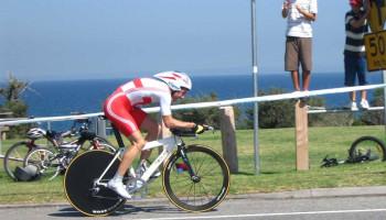Optimale tijdrithouding: aerodynamica versus vermogen