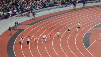 Vergelijkbare spiervermoeidheid bij atleten met en zonder CP