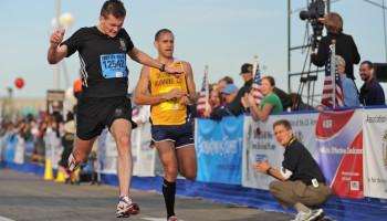 Aanzienlijke prestatieverbetering na zeer intensieve 'concurrent training'