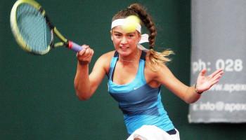 Intervaltraining met spelvorm voelt minder zwaar voor jonge tennissers