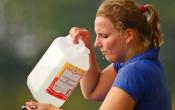 Dehydratie met of zonder dorst is niet van invloed op duurprestatie