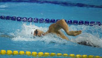 Acclimatiseren in warm water verbetert de zwemprestatie niet