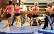 Concentratie op de bewegingsafloop leidt tot betere turnprestatie