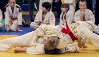 Jonge judoka's voelen druk om gewicht te verliezen