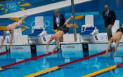 Betere zwemprestatie door hypoventilatie tijdens intensieve training