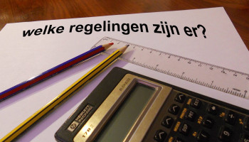 Financiële en juridische regelingen voor vrijwilligers