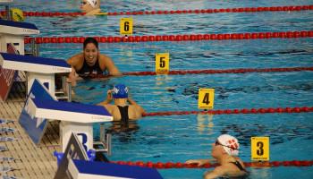 Kortere rustperiode na warming-up is beter voor zwemprestatie