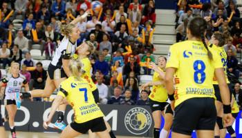 Veel mondblessures bij handballers