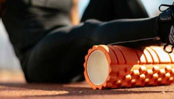 """Sporters hebben geen baat bij zelfmassage met """"foam rollers"""""""