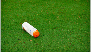 Veel balsporters hebben maar een klein risico op vochttekort