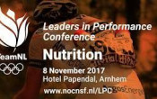 Leaders in Performance Conference Nutrition