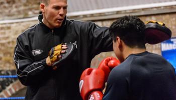 Kansen leren grijpen door vechtsport