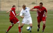 Doping buitenspel in het voetbal