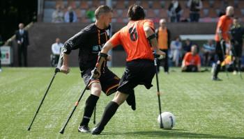 Sporten met een berperking: een overzicht van het aanbod
