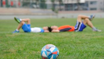 Volledig herstel na een voetbalwedstrijd duurt langer dan gedacht