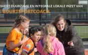 Succesfactoren voor duurzame en integrale inzet van de buurtsportcoach