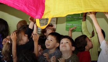 Kinderopvang en bewegen: benut je kans!