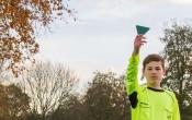 Actieve jeugd: scheidsrechter zijn geeft jongeren zelfvertrouwen