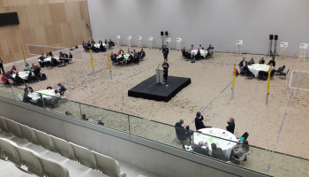 Stakeholders Voorzet reageren op kansen voor sportakkoord