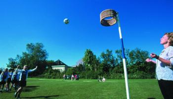 Voorkom enkelblessures bij korfballers – bijscholing en praktische trainersset