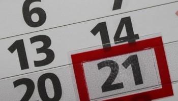 In 21 dagen een nieuwe gewoonte?