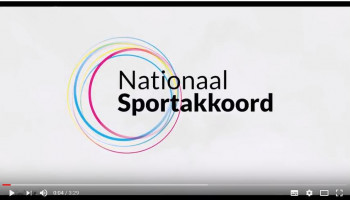Video: wat staat er in het Nationaal Sportakkoord ?