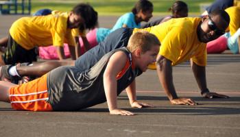Jeugd met overgewicht begeleiden naar een actievere leefstijl in Almere