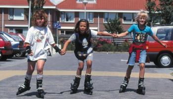 Zelfstandig sporten van kinderen met DCD