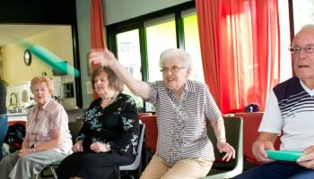 Effectieve beweegprogramma's voor thuiswonenden met dementie