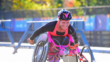 Sporten en bewegen is voor iedereen met een beperking mogelijk