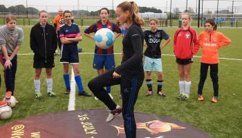 Verbinden staat centraal in het beroep buurtsportcoach