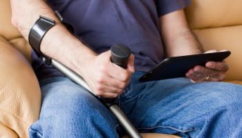 Revalidatie 2.0: de patiënt meer regie over zijn eigen herstel dankzij technologie