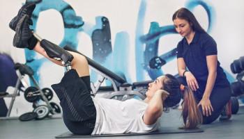 TOPFIT, trainingsvideo's om mensen met een beperking in beweging te krijgen