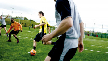 Voorkom uitval van jongeren in de sport door fysieke toegankelijkheid