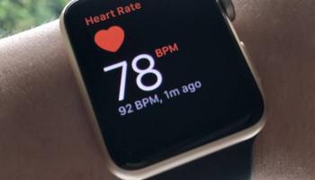 Apple Watch en Fitbit Charge geen betrouwbare hartslagmeters